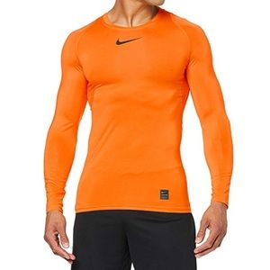 Nike Dri-Fit Pro Mesh Long Sleeve Shirt